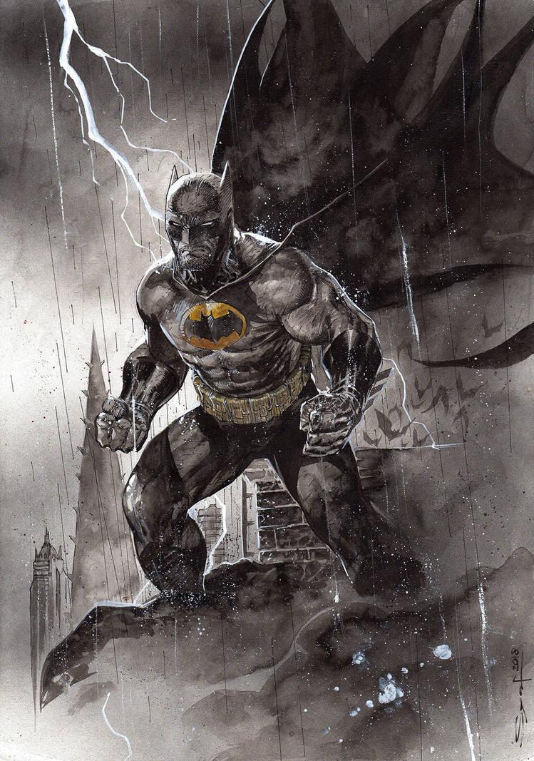 BATMAN for SALE by ardian-syaf