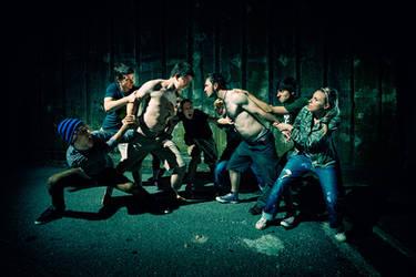 Fight Club by tomislav-moze