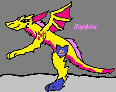 DL Saphire by TargonTrigon
