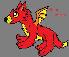 Chibi Villam by TargonTrigon