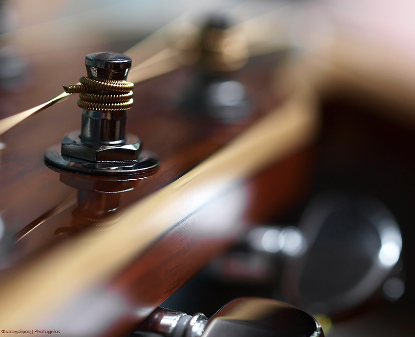 Guitar detail 2 by photogrifos photo feature