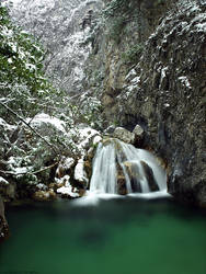 Winter fall by photogrifos