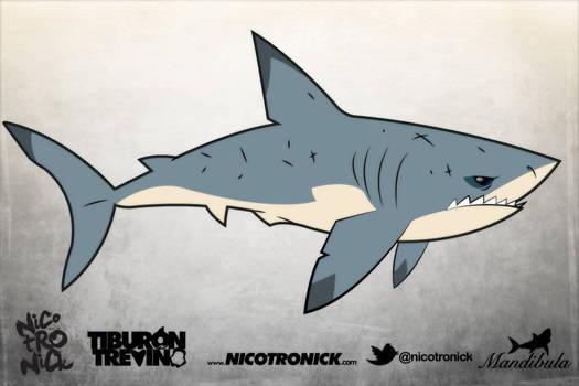 NICOTRONICK SHARK TIBURON by nicotronick