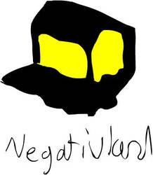 Negativhaus by wonderduck