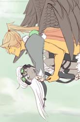 Cinqe And Kaoru