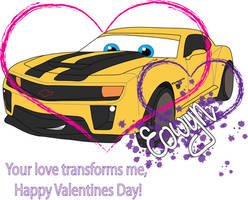 Valentines_BumbleBee by theantilove
