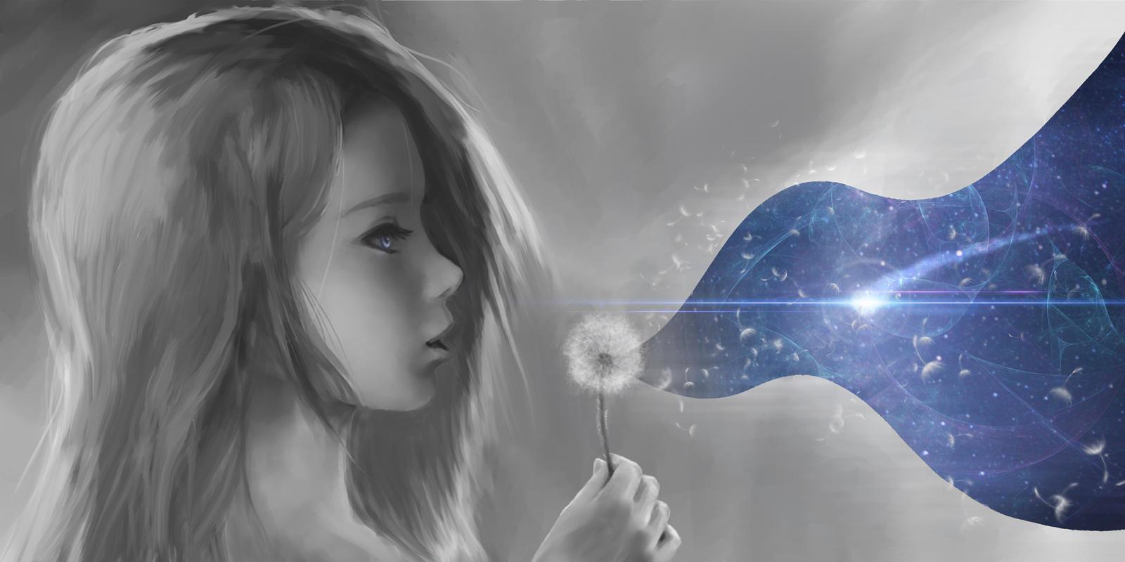 The Wish by Brandon-Ellis