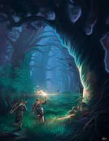 The Hunt by Brandon-Ellis