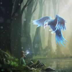 The Rain Bird by Brandon-Ellis