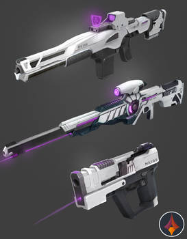 Prometheus Guns