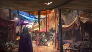 Ruin - Market