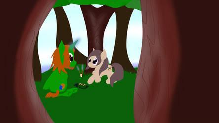 Picknick in the Park by R0tn3k