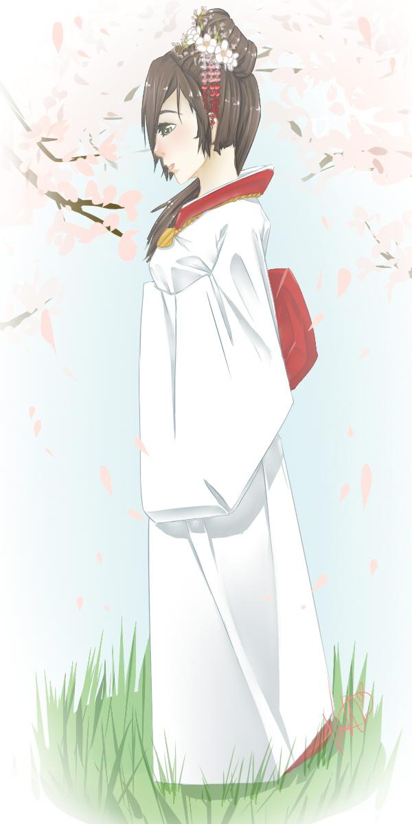 Kimono by lunedragonfly