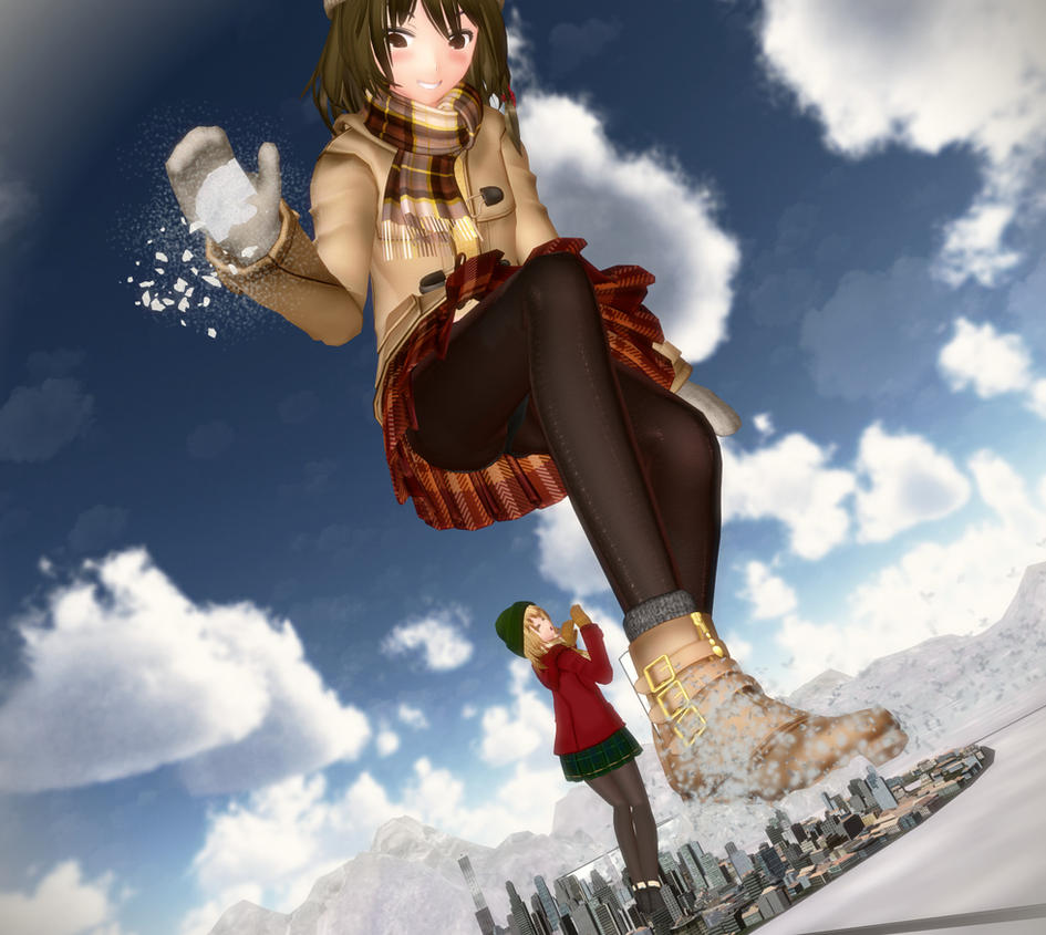 Stompy Winter Renko by Koirvon