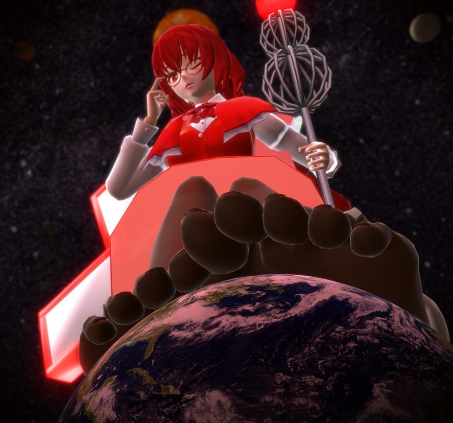 Yumemi planet massage by Koirvon