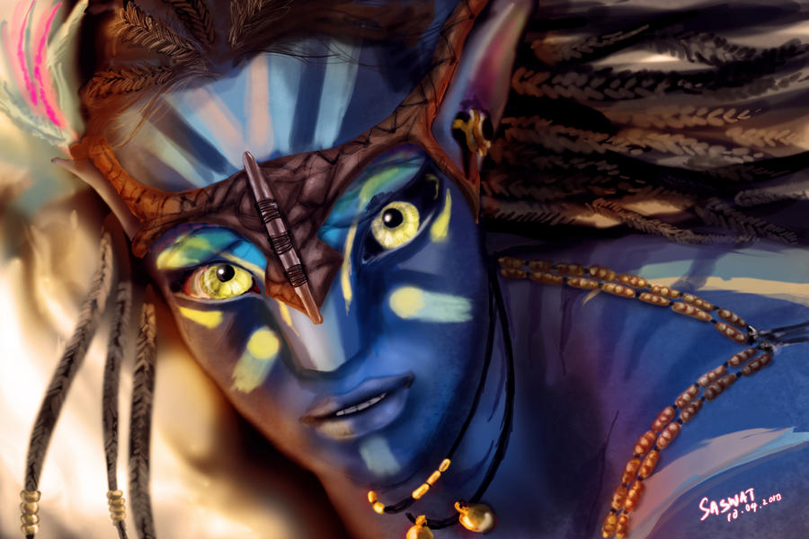 Avatar Reloaded by Saswat777