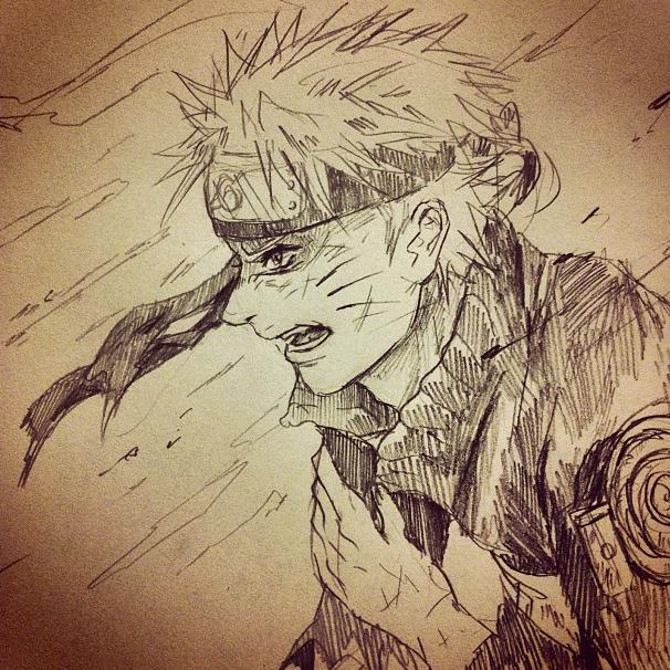 Naruto by karo-oats