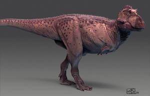 Tyrannosaurus Rex by Gorgonzola