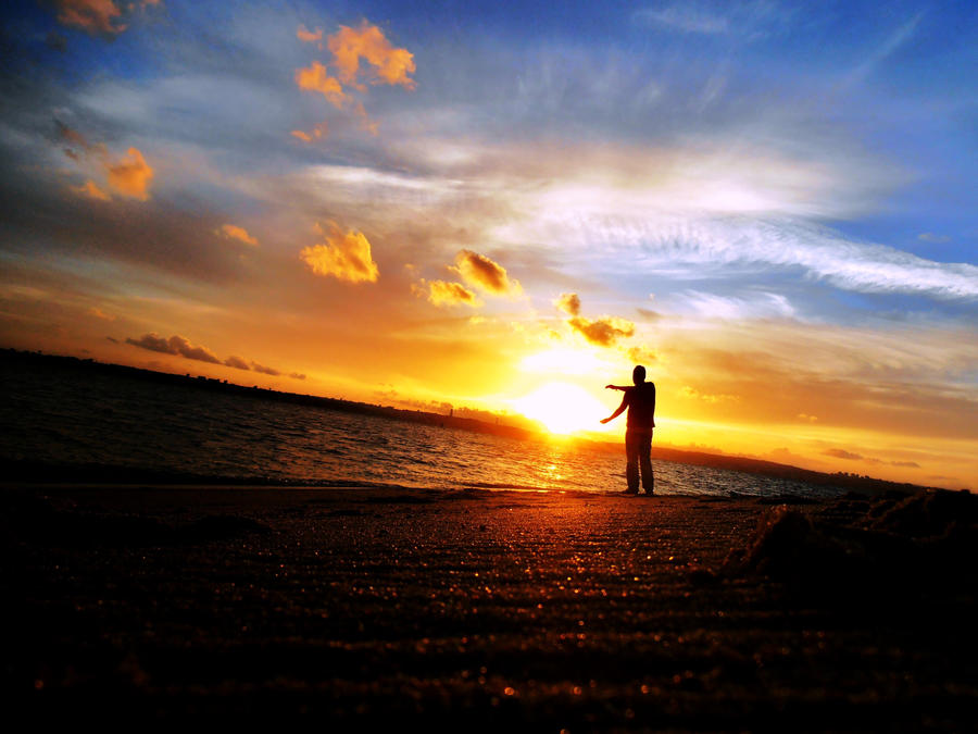 Power Of God : Power of god by deeliah on deviantart