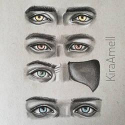 Eyes (DAI) by KiraxHuimang