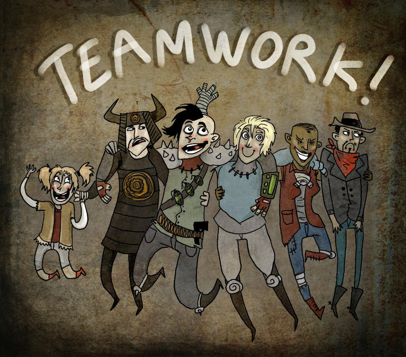 Teamwork by SIIINS