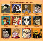 Art summary 2010