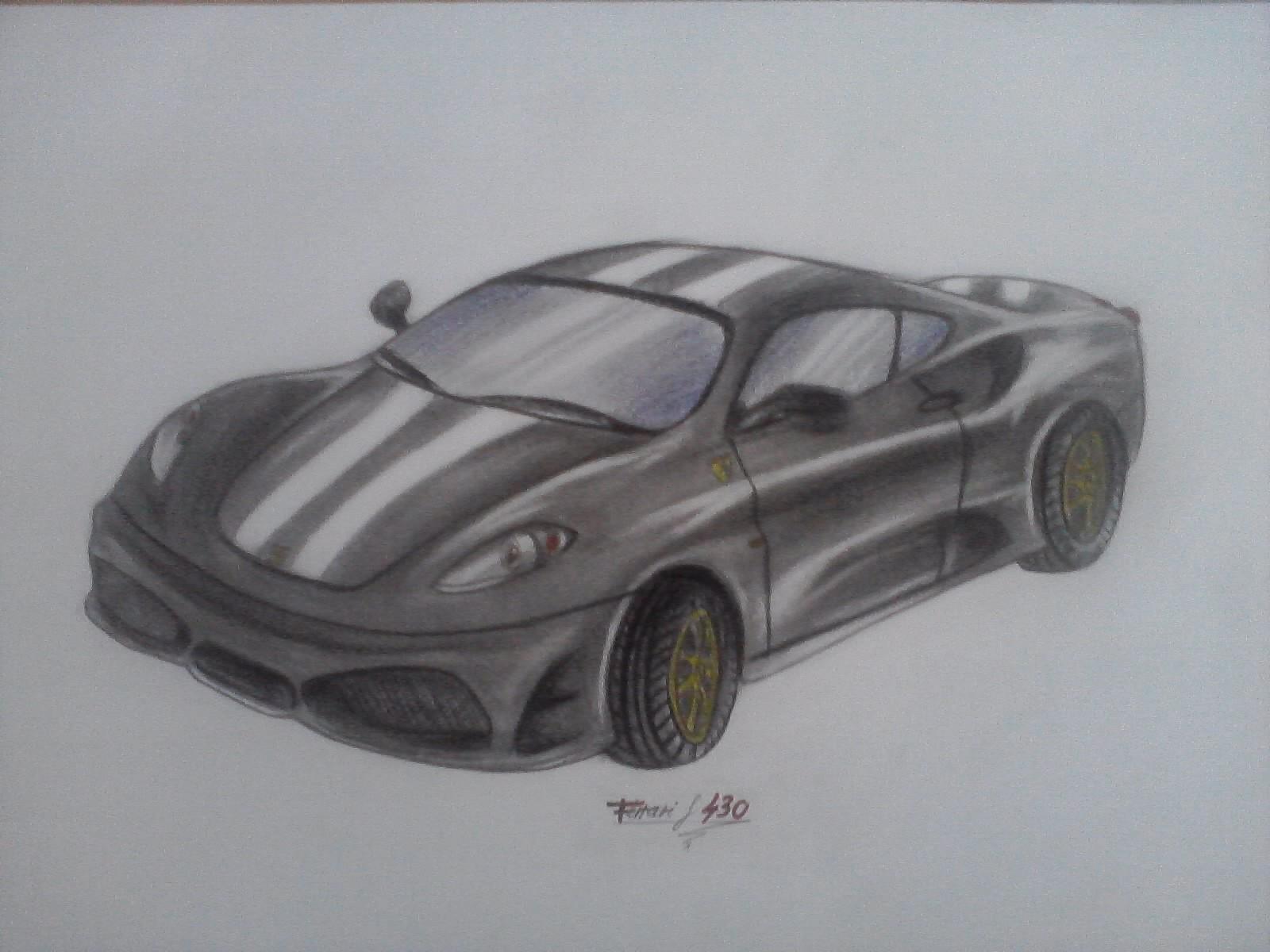 FerrariF430 by HakumaRiyuichi