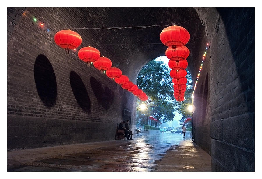 Red Passage by secondhand-tourist