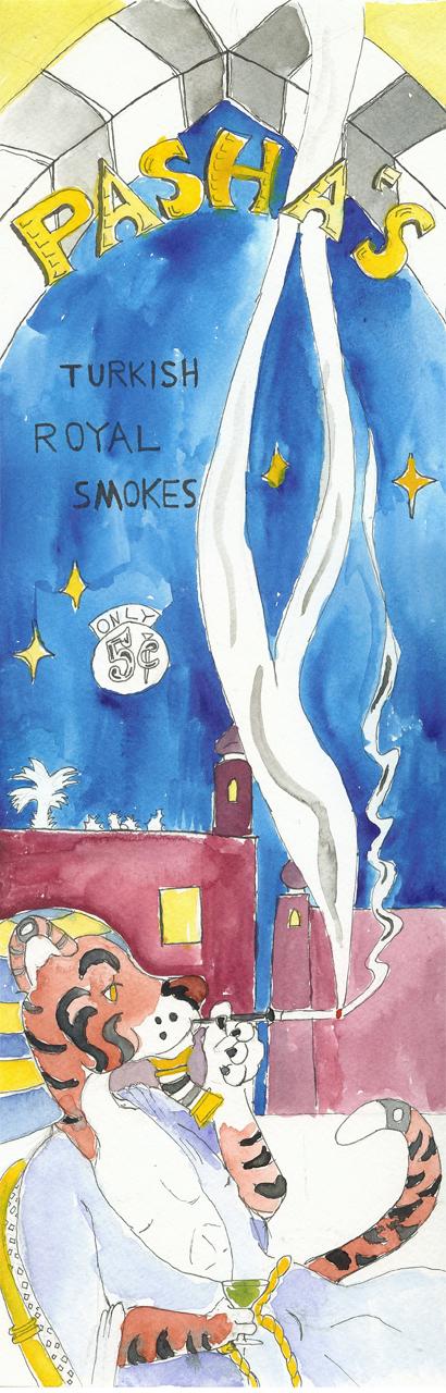 Pasha's Royal Smokes by KensanOni
