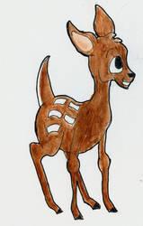 Cute Deer 1 by KensanOni