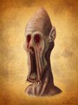Vampire Concept Bust Final