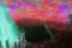 fantasy landscape WIP