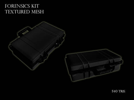Textured Forensics Kit