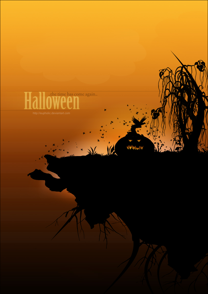 Halloween.Again by eupholic
