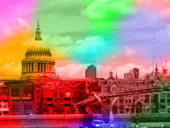 LSD London by gibley