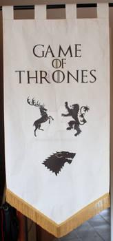 Games of Thrones Banner