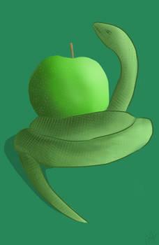 The forbidden fruit?