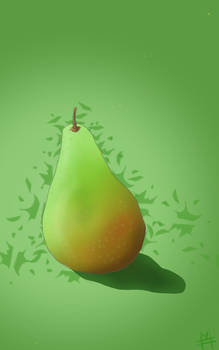 Tasty pear