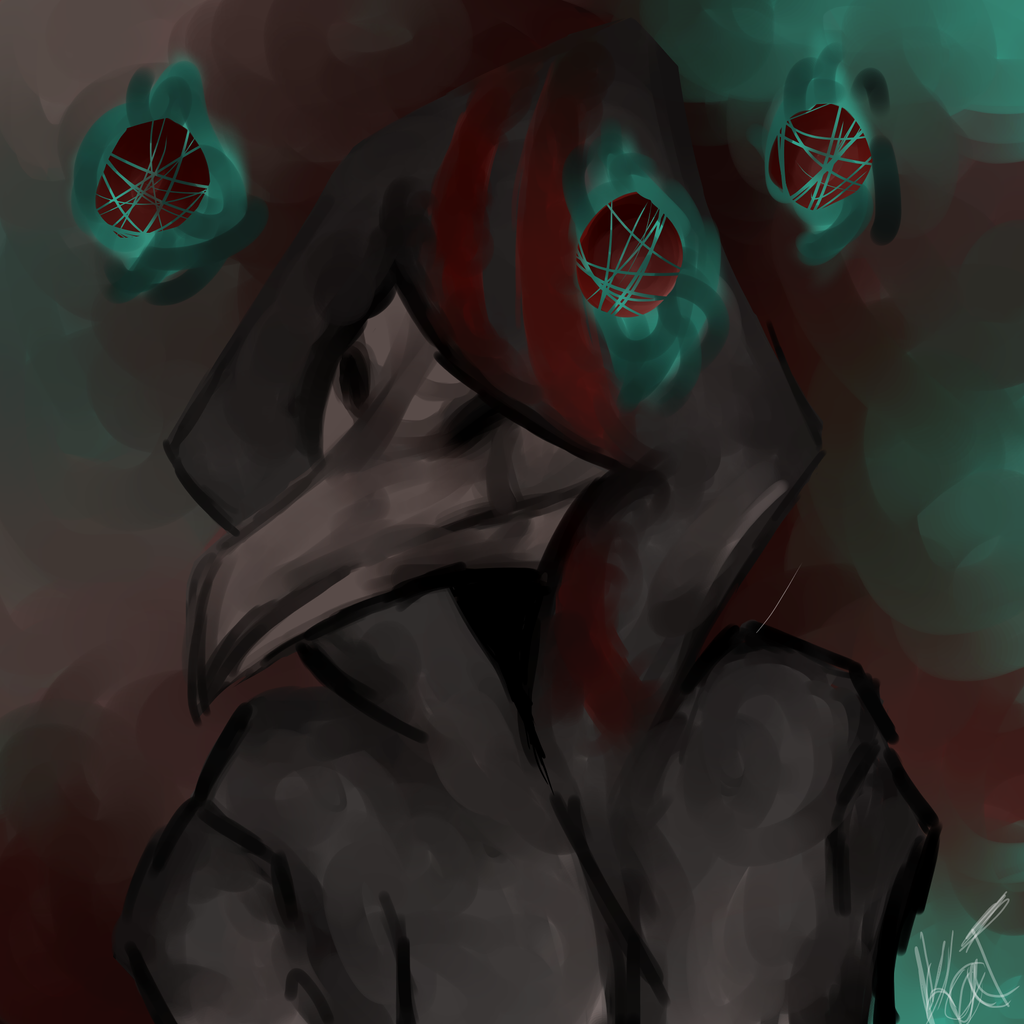 Dr. Crimson by BlockKat