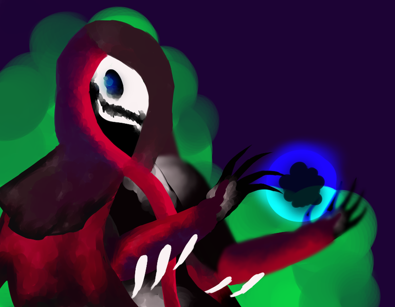 Necromancer by BlockKat