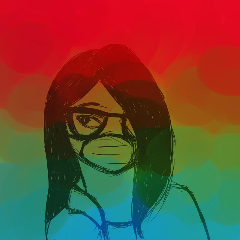 Self Portrait by BlockKat