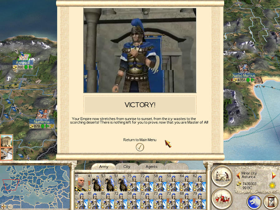 rome total war campaign scipii - photo#45
