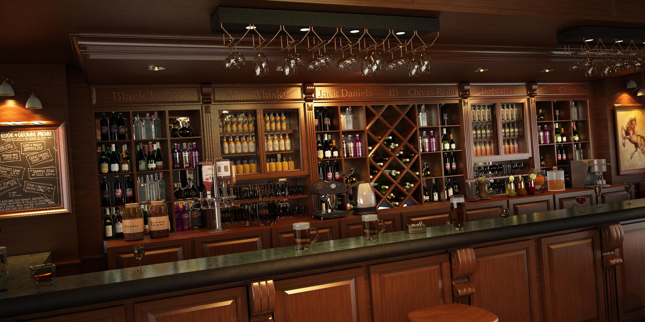 Irish bar by murataral on deviantart - Pictures of bars ...