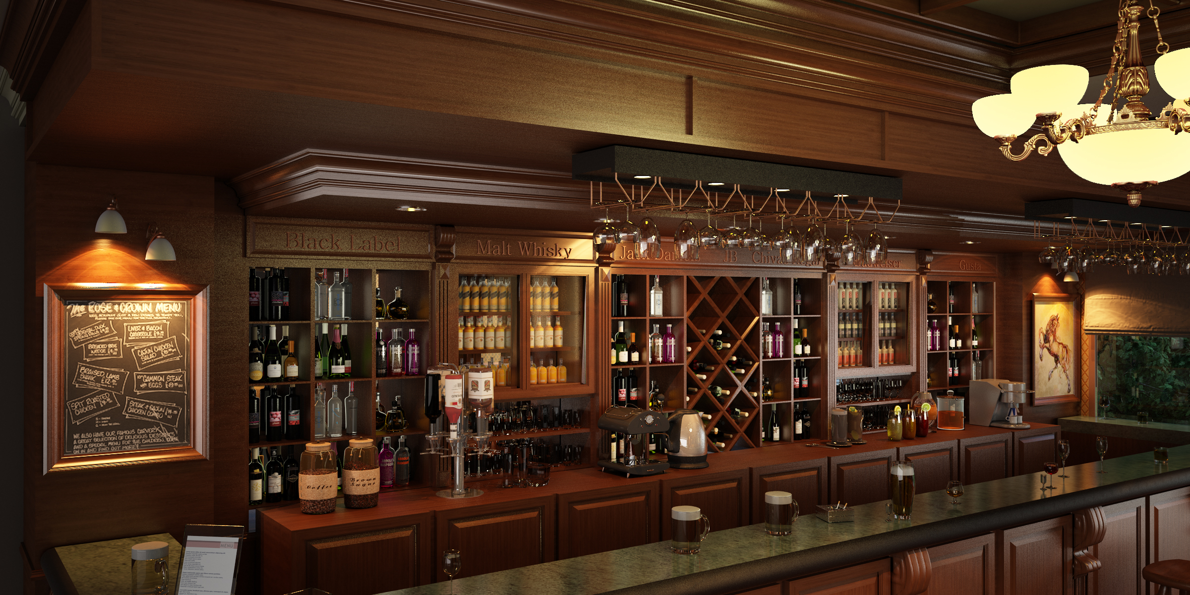 Irish bar 02 by murataral on deviantart - Pictures of bars ...