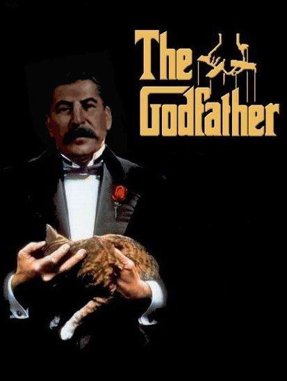 Stalin Corleone by Agent-Koala