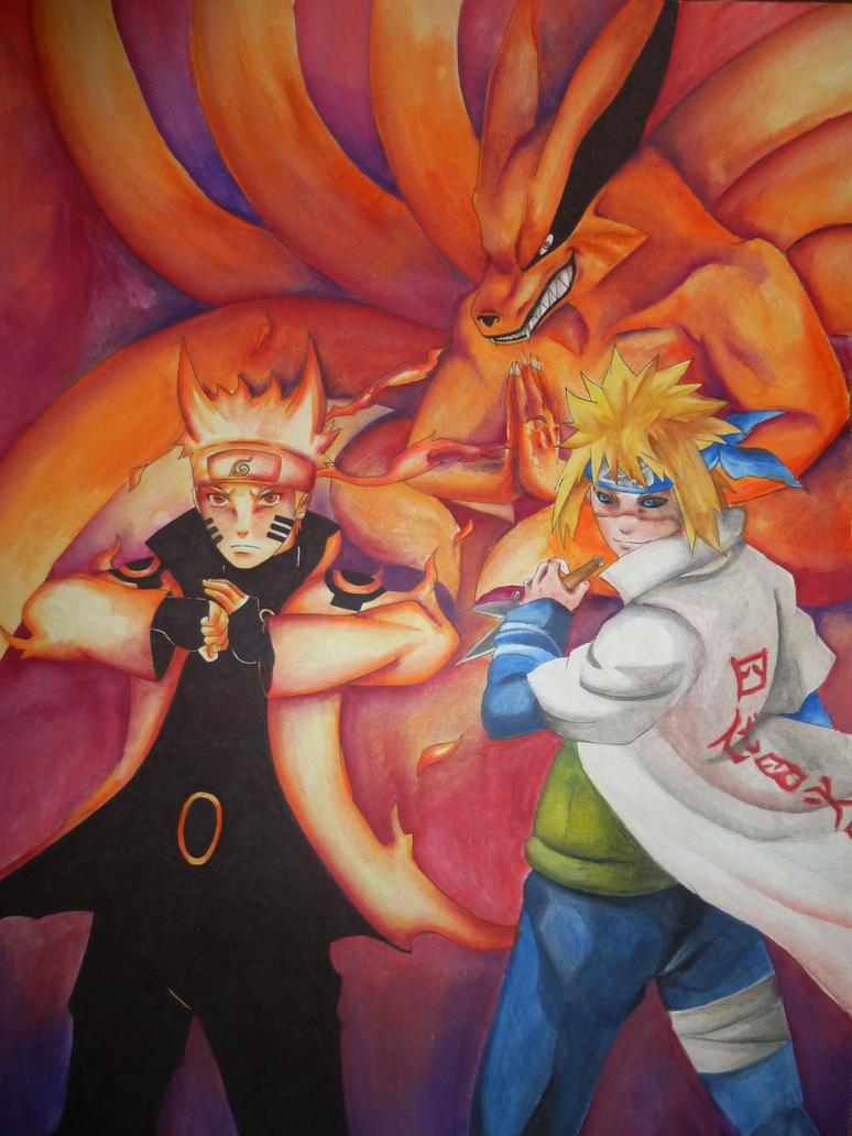 Goodbye,Naruto by Wolfofshiver