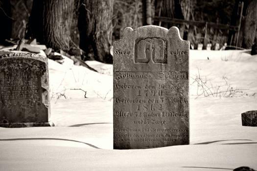Died in 1862