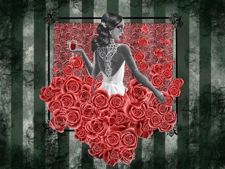 BeautyQueen by EmberRabbit
