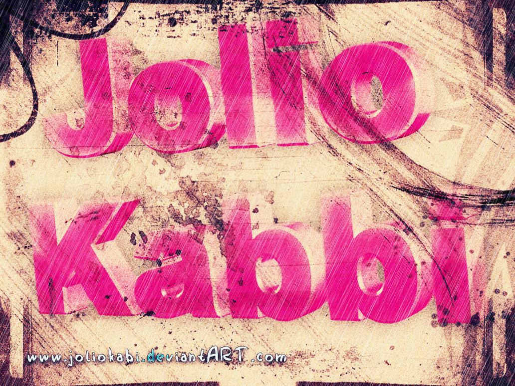 jolio kabbi 3d by joliokabi
