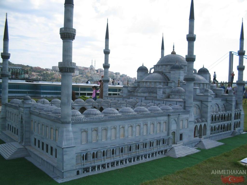 Sultanahmet camii by ahmethakan on DeviantArt
